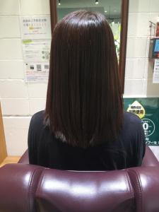 髪質改善 生駒美容室 cheer HAIRRELAXATION