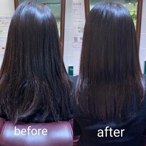 生駒 美容室 髪質改善 cheer HAIRRELAXATION