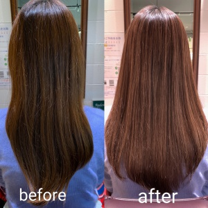 生駒 美容室 cheer HAIRRELAXATION 髪質改善