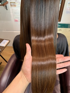 奈良 髪質改善