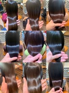 奈良美容室 髪質改善トリートメント